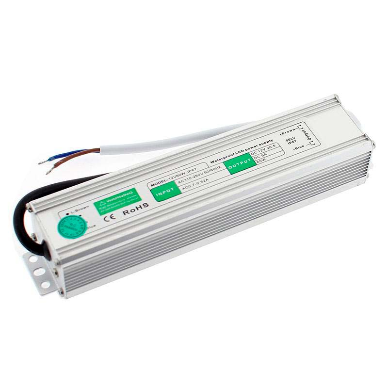 12V/60W/5A LED power source
